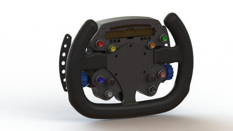 Style 27 - Ready to Race - Suitable for Momo Mod 27, Sportline 300mm