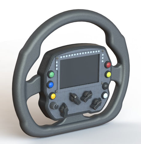 Style 30 - Sim Display - Ready to race