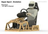 Plans - Super Sport Evolution - Wood
