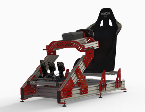Plans - Super Sport Podium -15 Series & 40 Series Extrusion