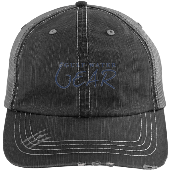 The Distressed Trucker Cap