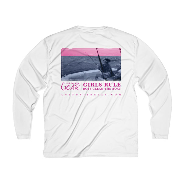 Girls Rule Performance Tee