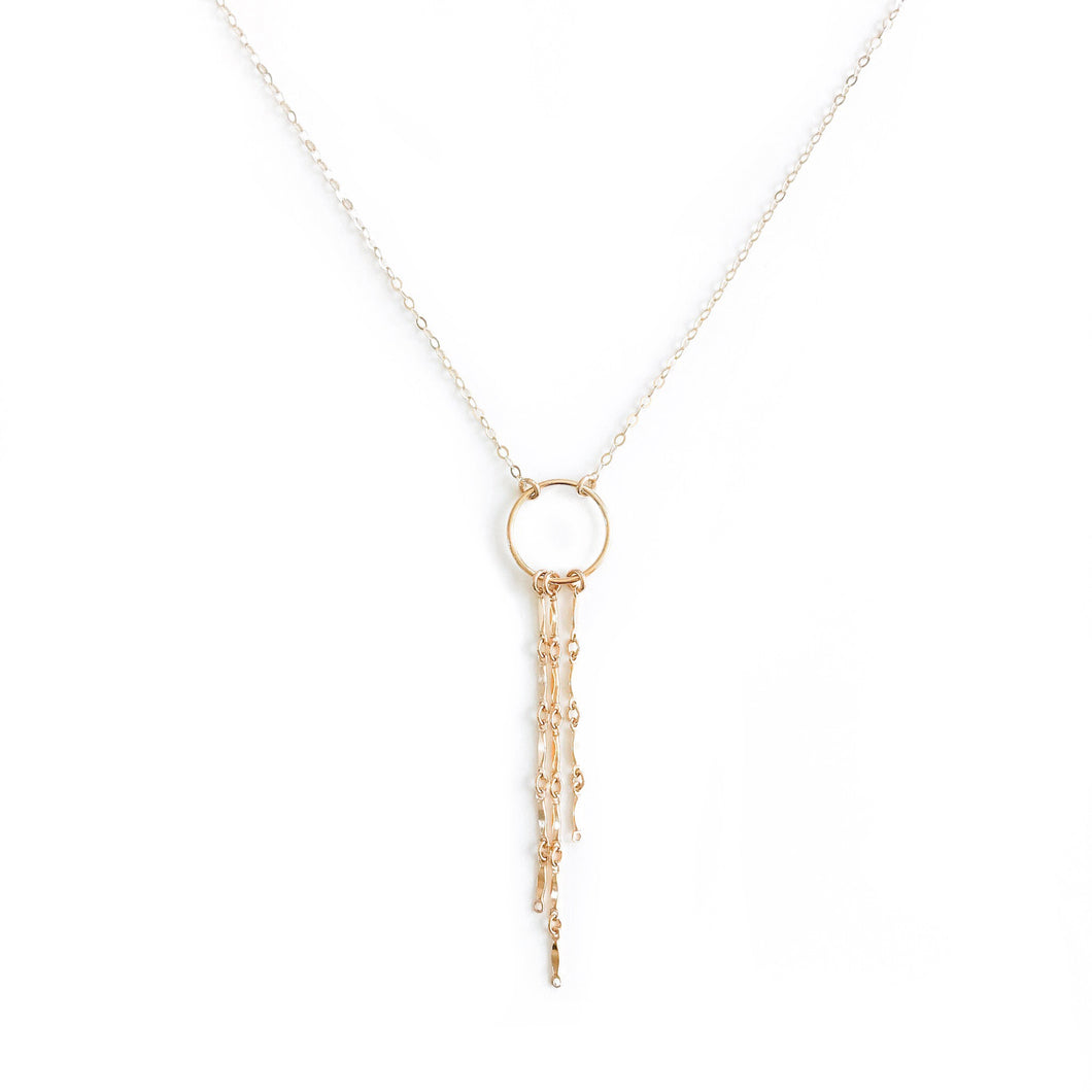 14K Ellison Necklace - C.Dahl Jewelry | ShopCDahl