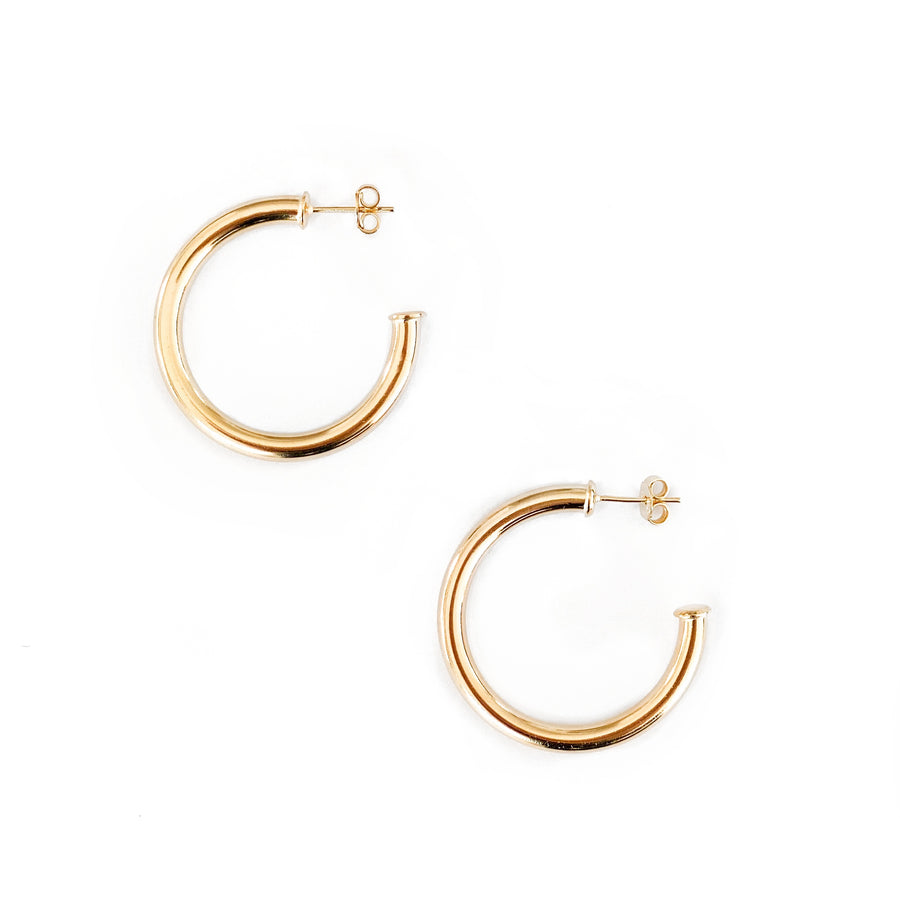 Jay GM Hoop Earrings