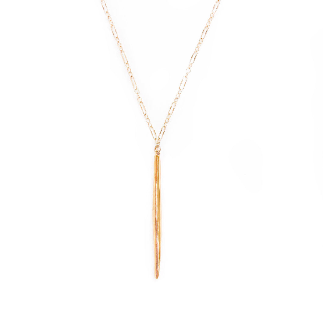 Gold Dagger Necklace - C.Dahl Jewelry | ShopCDahl