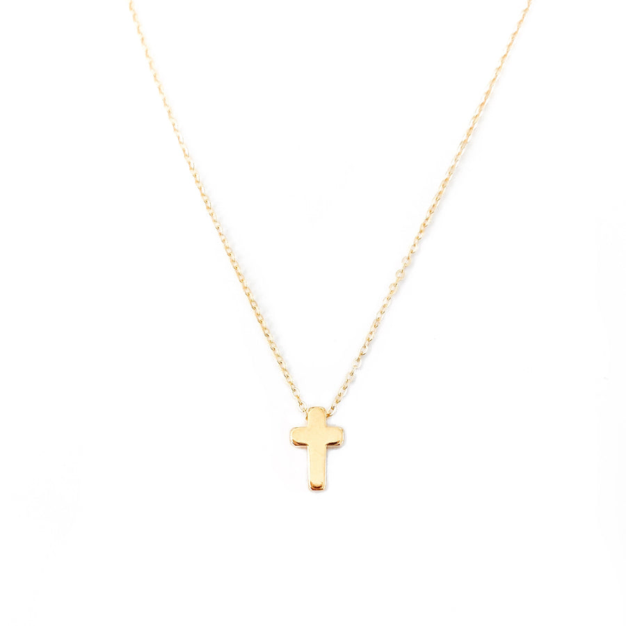 Dainty Cross Necklace - C.Dahl Jewelry | ShopCDahl
