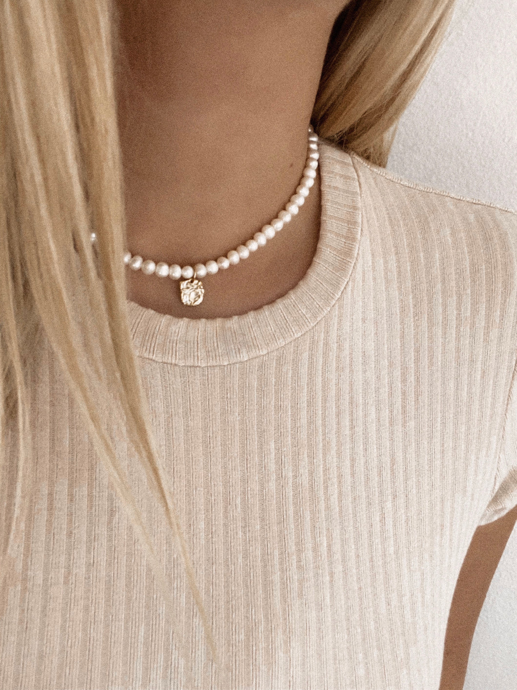 Vintage Charm Pearl Necklace - C.Dahl Jewelry | ShopCDahl