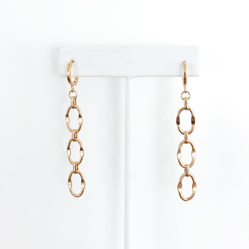 Reverie Chain Earrings