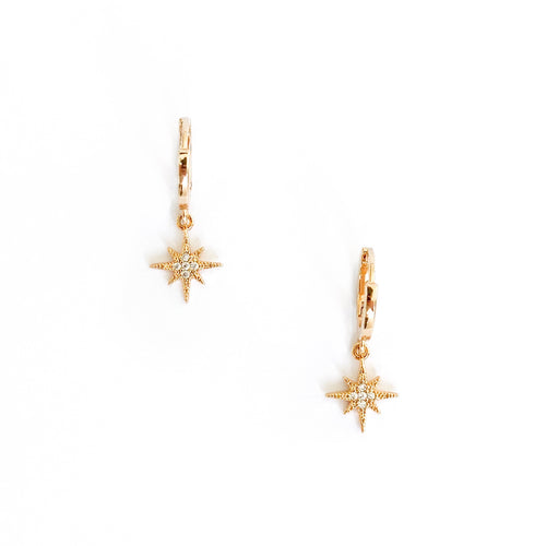 Lani Star Earrings - C.Dahl Jewelry | ShopCDahl