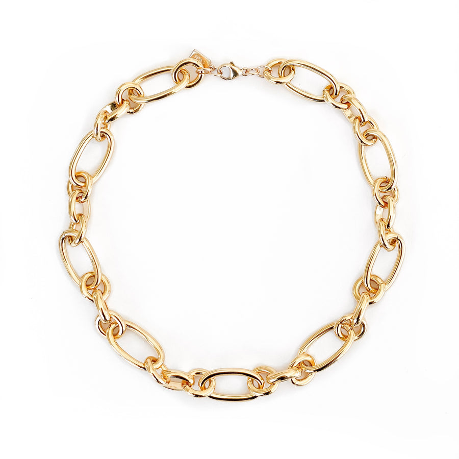 Liv chain necklace