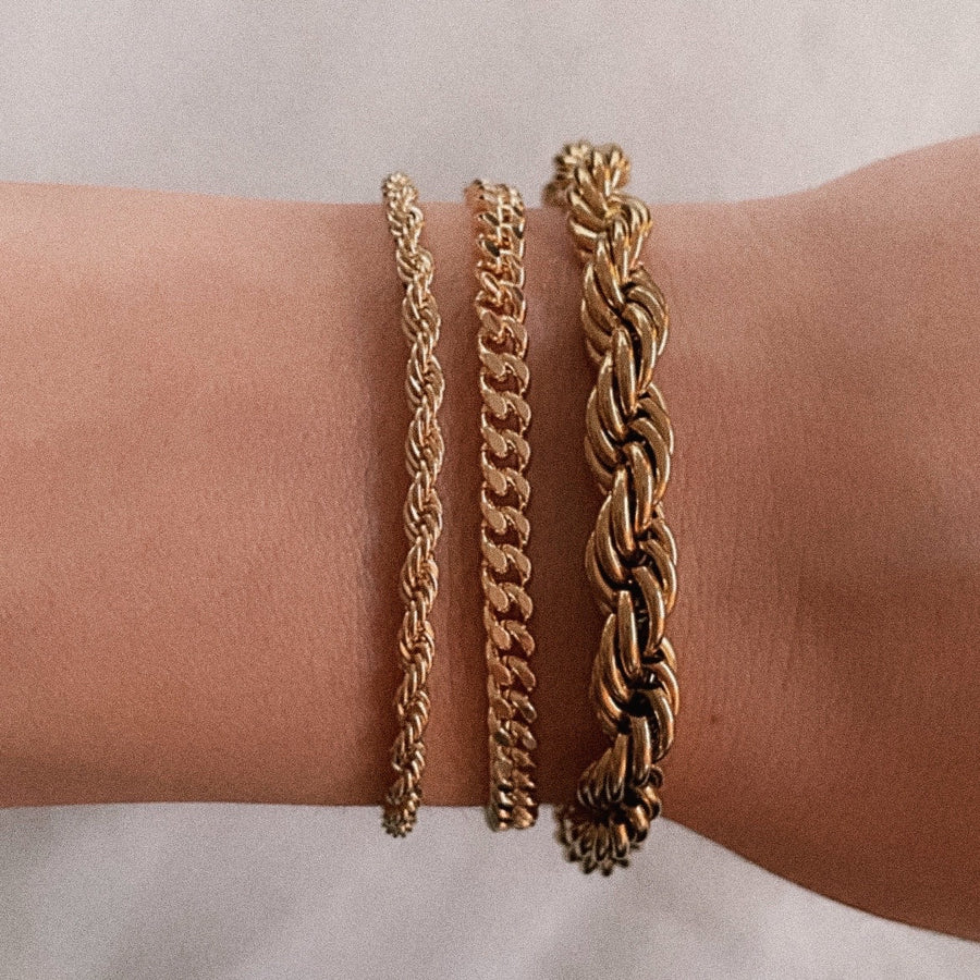 Thick Muse Bracelet