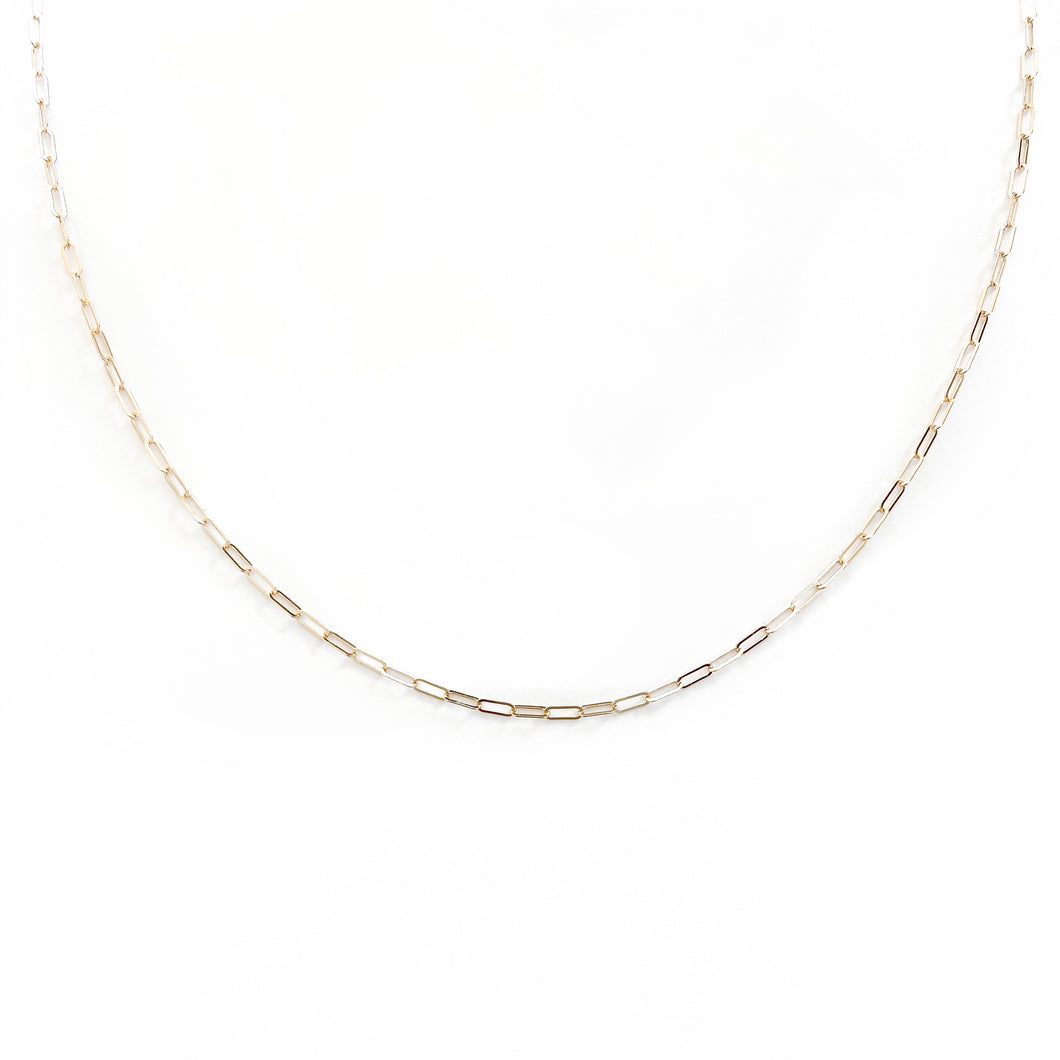 14K Eze Link Layering Necklace - C.Dahl Jewelry | ShopCDahl