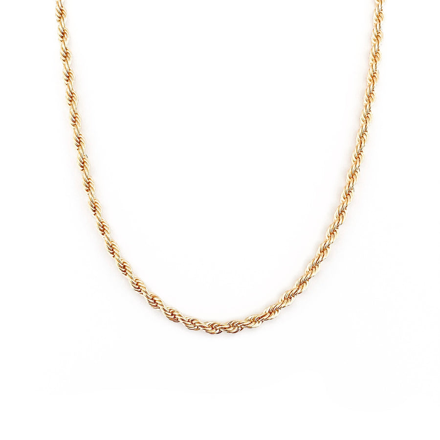Muse Rope Chain Necklace