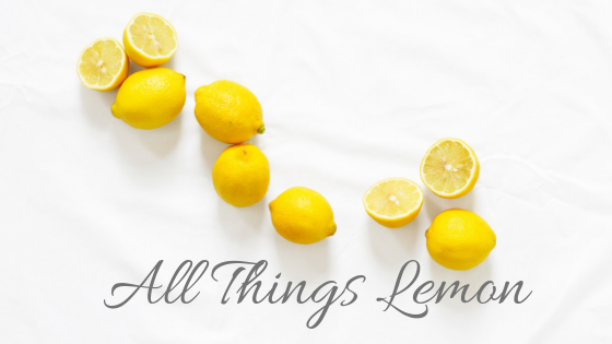 All Things Lemon