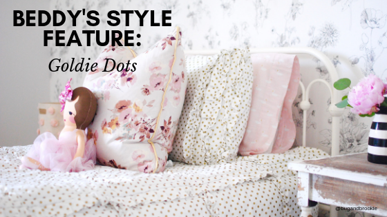 Goldie Dots: Style Feature