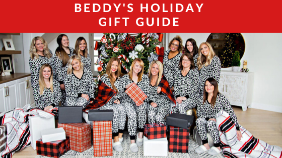 Beddy's Holiday Gift Guide