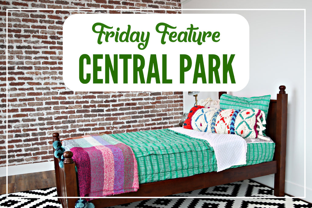 Friday Feature - Central Park!