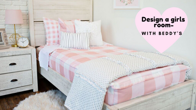 Design A Girls' Room—Starting With Beddy's