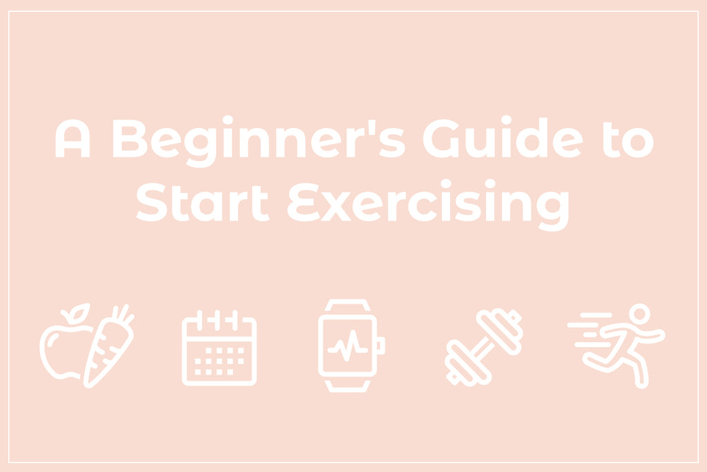 A Beginner's Guide to Start Exercising