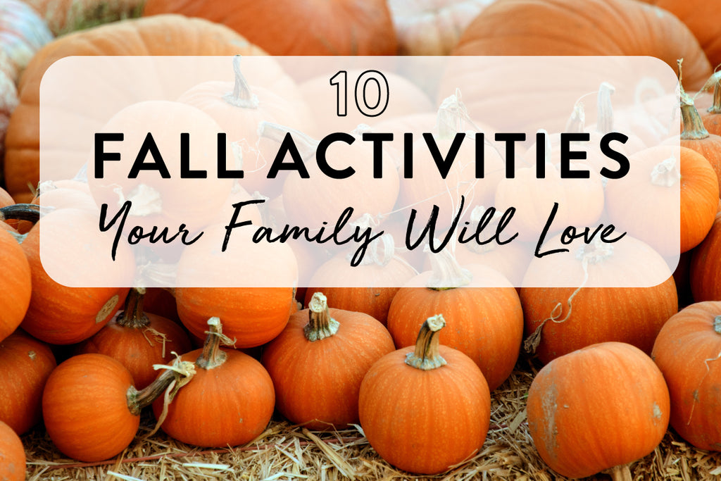 10 Fall Activities Your Family Will Love