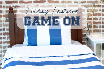 Friday Feature - Game On