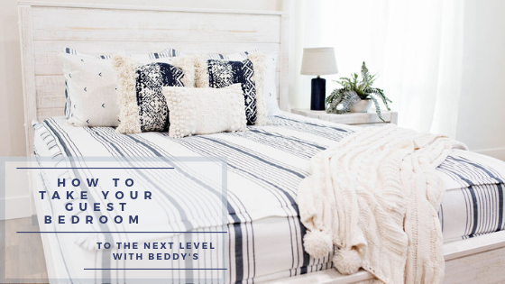 How To Take Your Guest Room To The Next Level