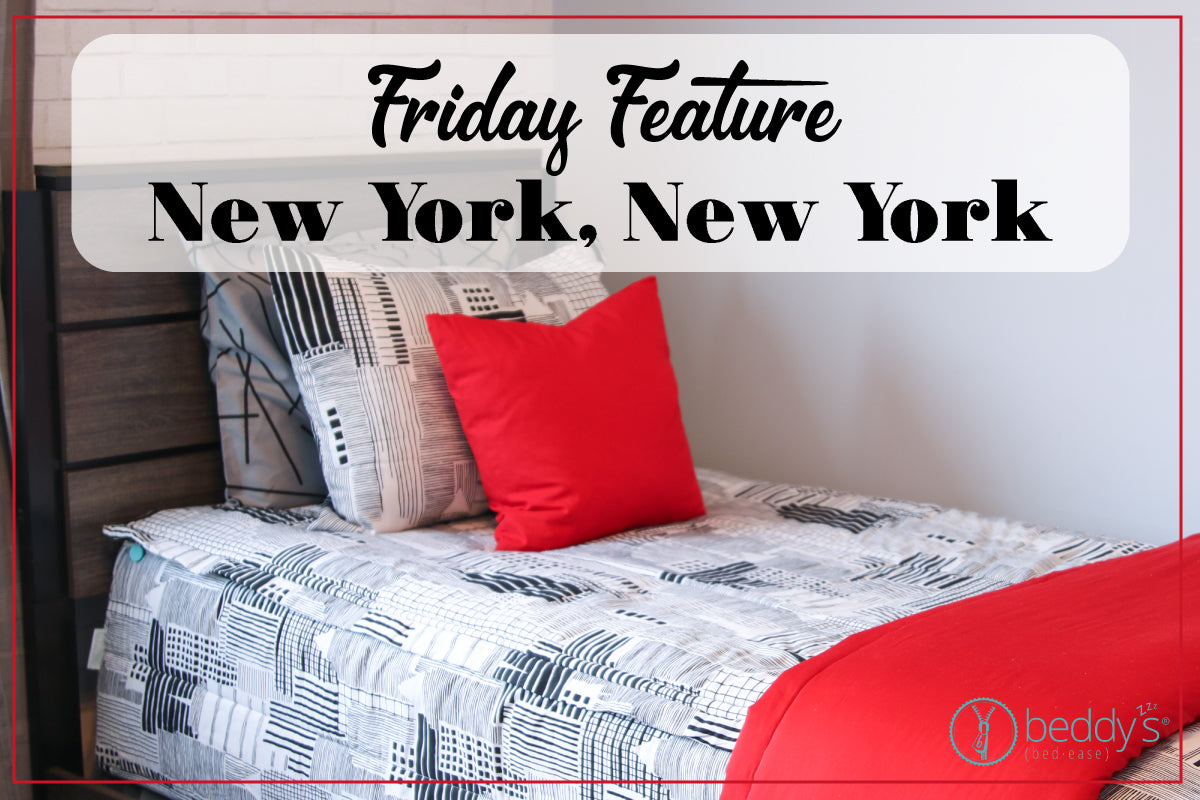 Friday Feature - New York, New York