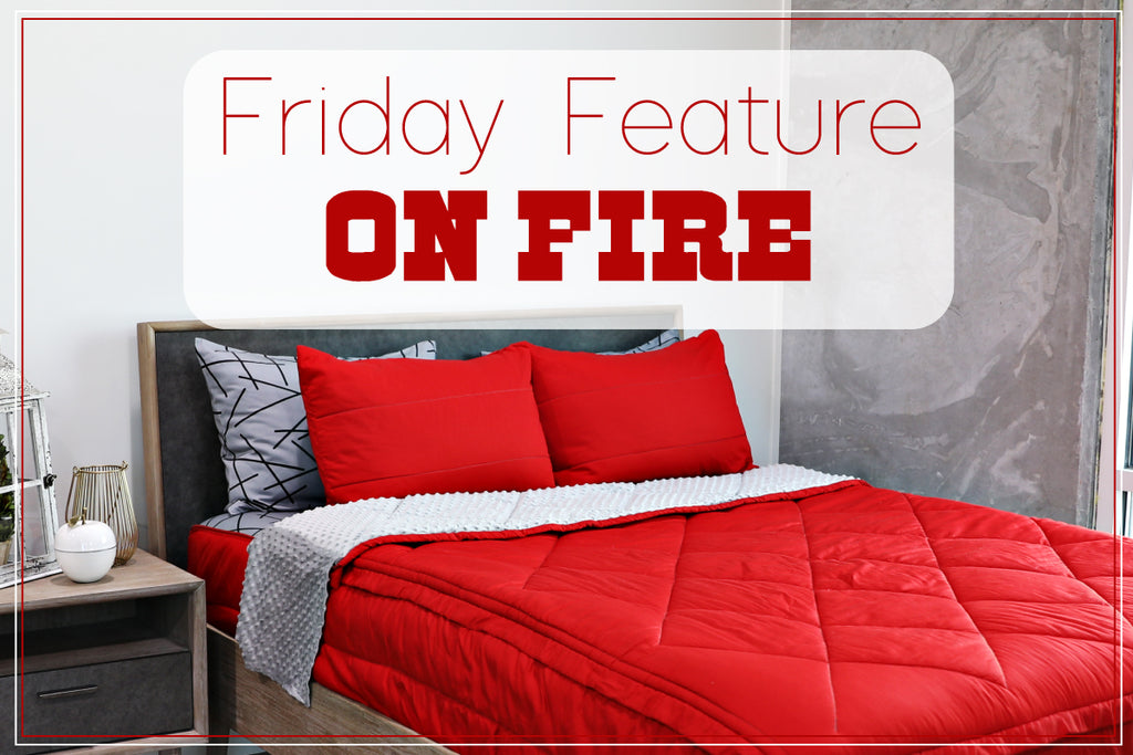 Friday Feature - On Fire