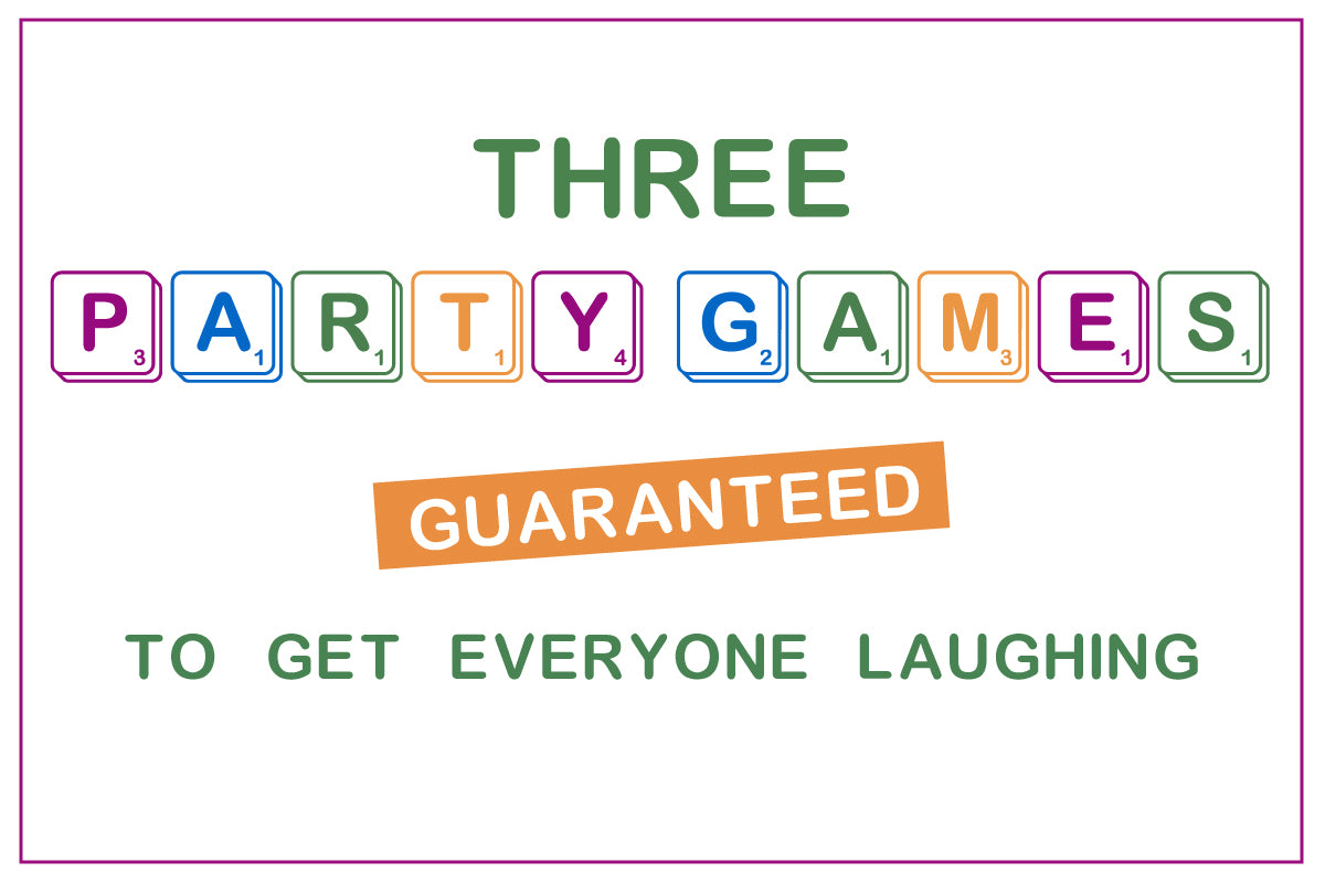 3 Party Games Guaranteed To Get Everyone Laughing