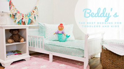 The Best Bedding For Toddlers and Kids