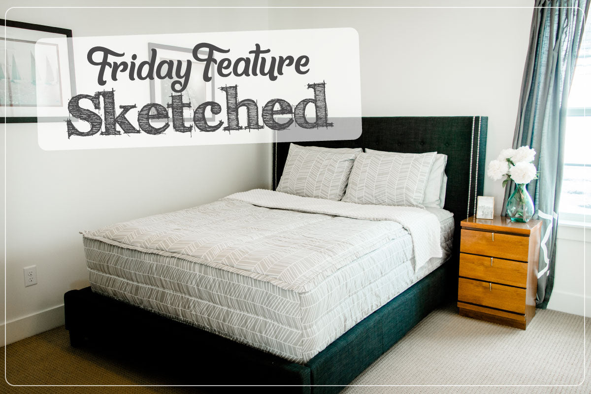 Friday Feature - Sketched
