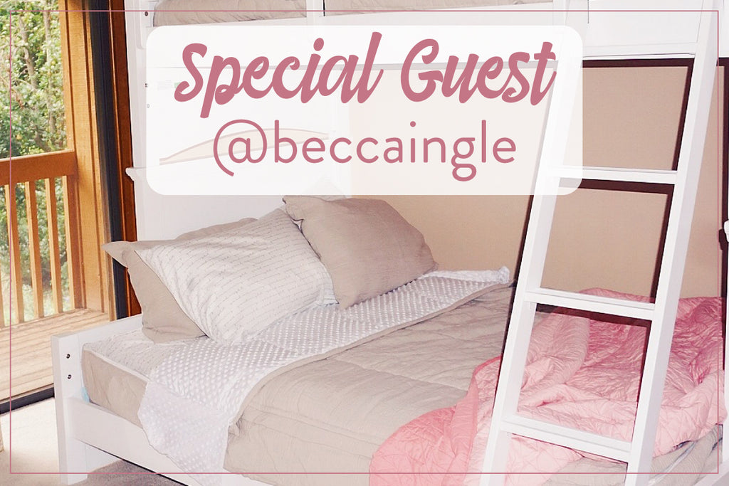 Special Guest - @beccaingle
