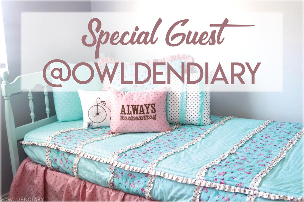 Special Guest Feature: Tonya from OwlDenDiary