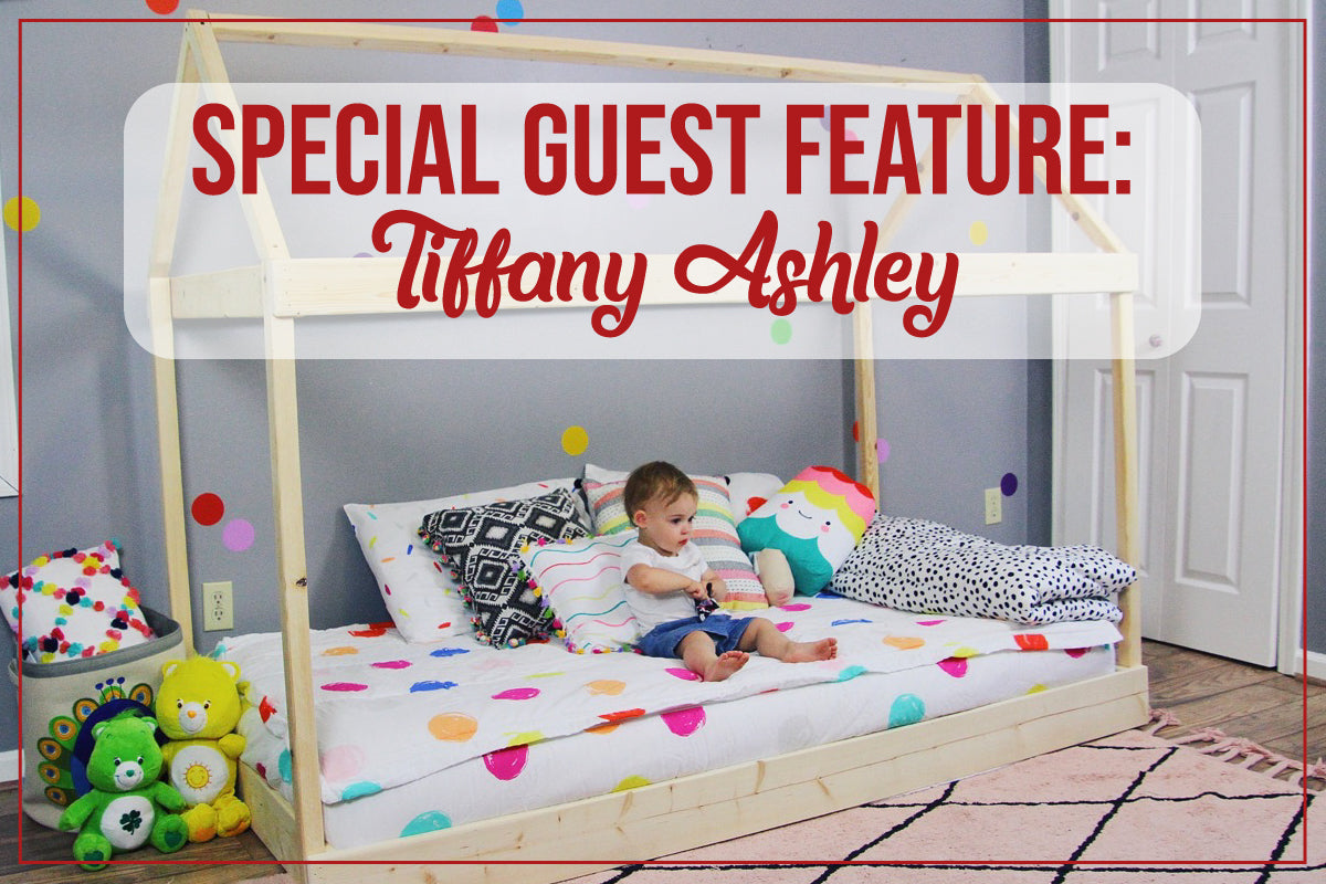 Special Guest Feature: Tiffany Ashley