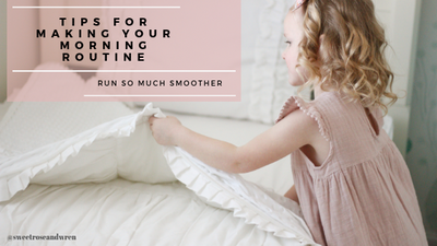 Tips for Making Your Morning Routine Run So Much Smoother