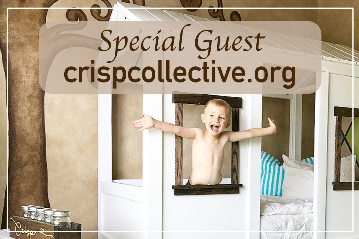 Special Guest Feature: Bethany from crispcollective.org