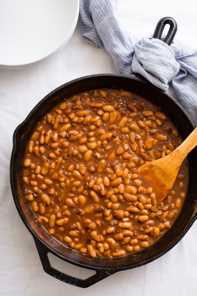 Angie's Family Favorite Pork and Beans