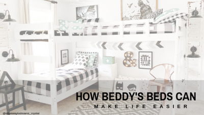 How Beddy's Bed Sets Can Make Your Life Easier