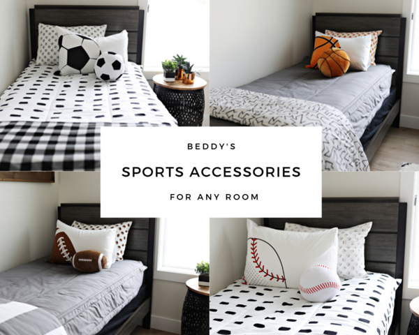 Beddy's Sports Accessories For Any Room