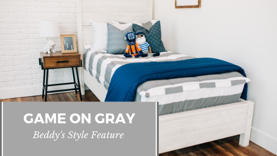 Game On Gray: Style Feature