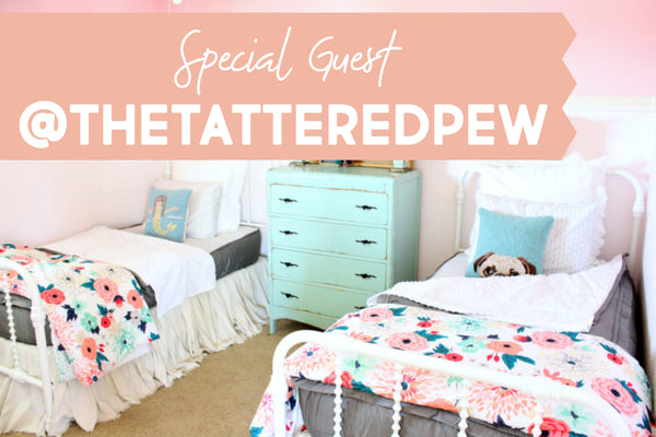 Guest Feature: Kelly from The Tattered Pew