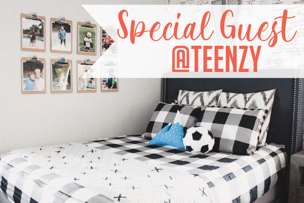 Special Guest - @Teenzy