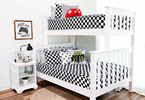 How To Keep Your Kids Bunk Beds Looking Neat Beddy S