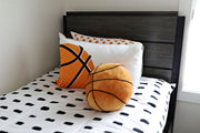 Slam Dunk Basketball Pillow
