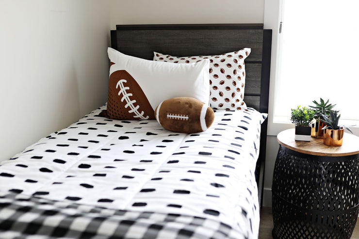 Touchdown Football Pillow