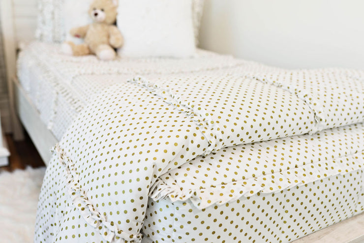 Enchanting Gold Blanket (Sold out, coming August-September)