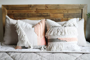 Peaches and Cream Pillow Cover