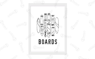 Boards Digital Artwork Download