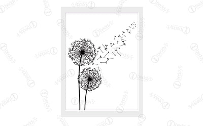 Dandelion Digital Artwork Download