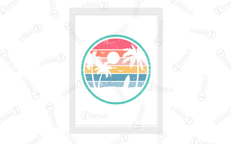 Endless Summer Digital Artwork Download